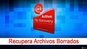 Active File Recovery Full 2017 Full