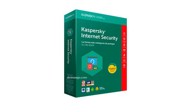Kaspersky Internet Security 2019 Full + Licencia y Crack
