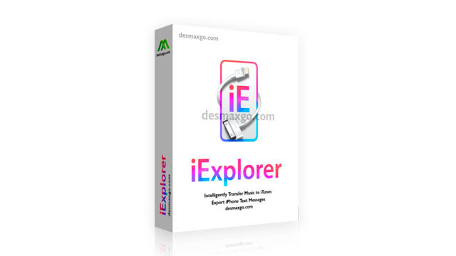 iExplorer Full Crack Serial - logo caja o box