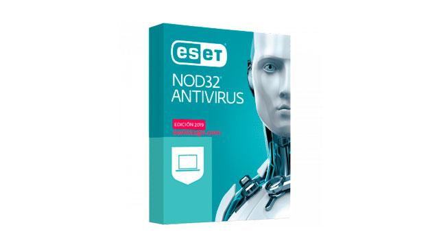 ESET NOD32 Antivirus 12 - caja