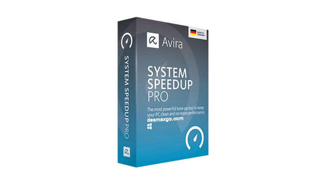 Descargar Avira System Speedup Pro Full 2019 Serial Key