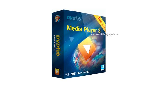 DVDFab Media Player PRO Full MEGA