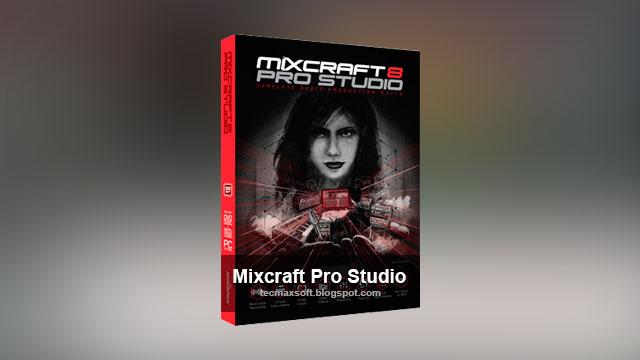 Acoustica mixcraft 8 pro studio full