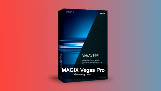 MAGIX Vegas Pro Full MEGA