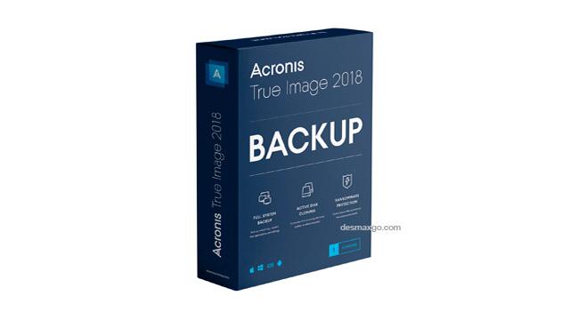 Acronis True Image 2018 Full Gratis ISO