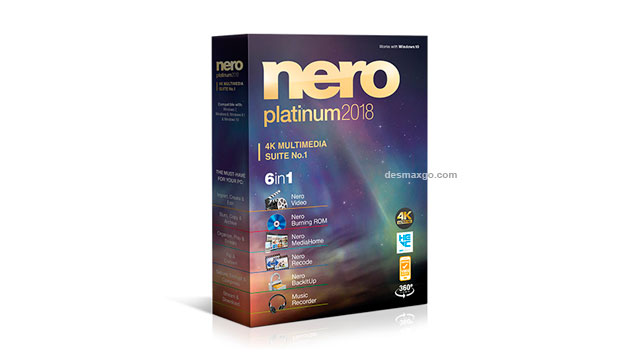 Nero 2018 Platinum Full Serial
