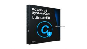 Advanced SystemCare Ultimate 11 Serial 2018