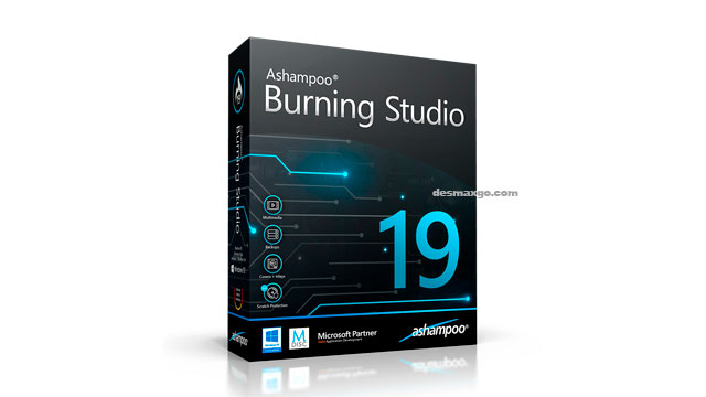 Descargar Ashampoo Burning Studio 19