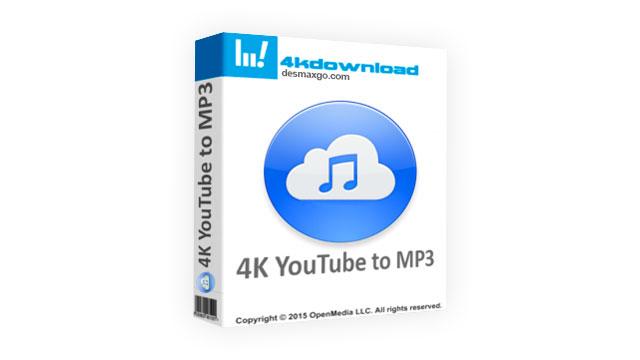 Descargar 4K YouTube to MP3 Full Gratis con Crack