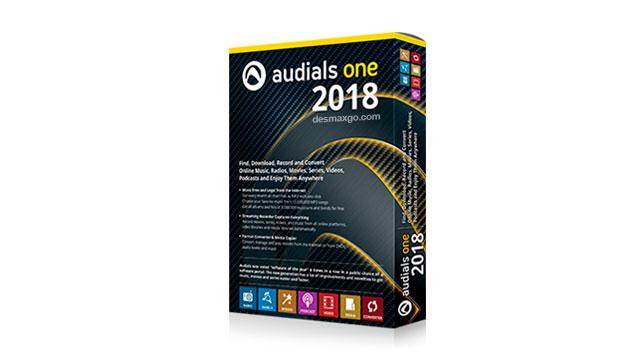 Descargar Audials One 2018 Full
