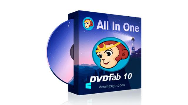 Descargar DVDFab 10 Full Crack MEGA