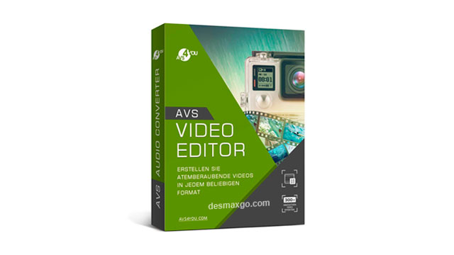 Descargar AVS Video Editor Full Crack Español