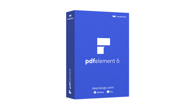 Descargar Wondershare PDFelement Pro Full 6