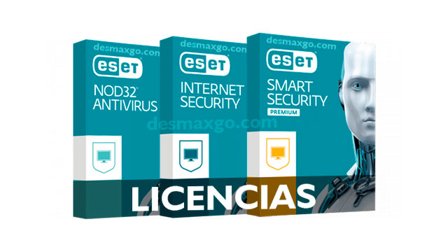 licencias keys seriales ESET Smart Security Premium 11, ESET NOD32 Antivirus 10 y ESET Internet Security Gratis MEGA