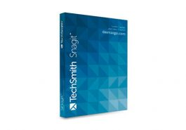 TechSmith SnagIt 2019 Key _ caja